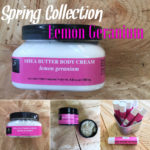 Spring Collection: Lemon Geranium!